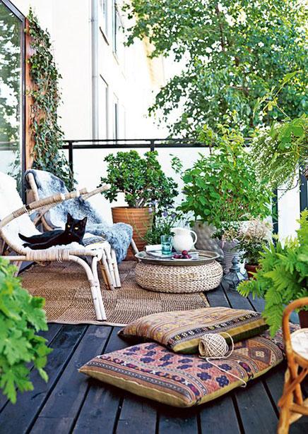 10 schöne Balkone