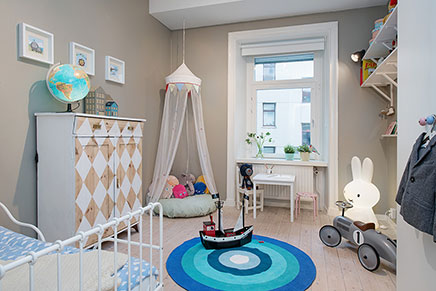 Schone kinderzimmer Ideen von 3-Zimmer-Wohnung | Wohnideen einrichten | {Schöne kinderzimmer 18}