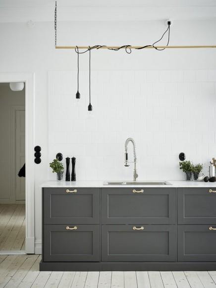 Sch ne k che wandfliesen wohnideen einrichten - Wandplatten kuche ...