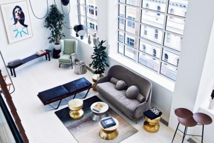 schone-loft-wohnzimmer-vintage-mobeln-eingereichtet (2)