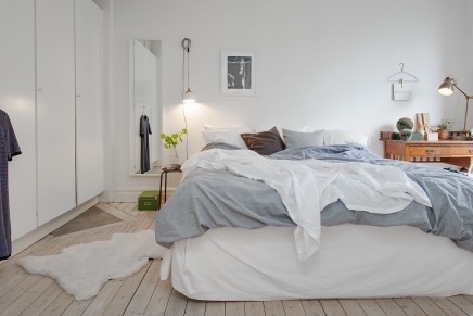 sch ne schlafzimmer mit begehbarem kleiderschrank. Black Bedroom Furniture Sets. Home Design Ideas