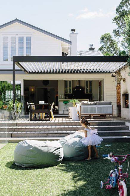 Schöner Garten mit Urlaubsstimmung | Wohnideen einrichten