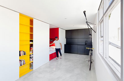 Schones Design Super Kleine Wohnung