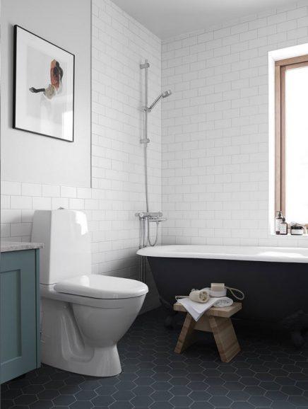 Schones Japanisch Inspiriertes Skandinavisches Badezimmer