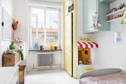 Schönes Kinderzimmer mit Pastell | Wohnideen einrichten