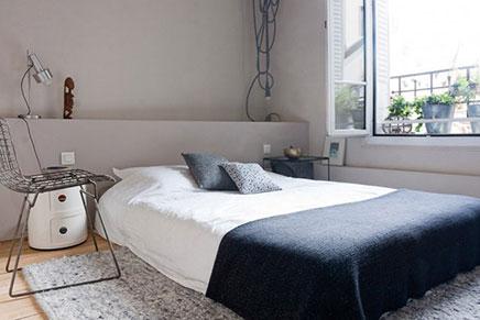 Schönes Schlafzimmer Innenarchitektin Catherine