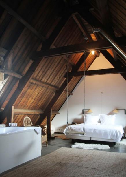 schlafzimmer dachboden gestalten – bigschool, Schlafzimmer ideen