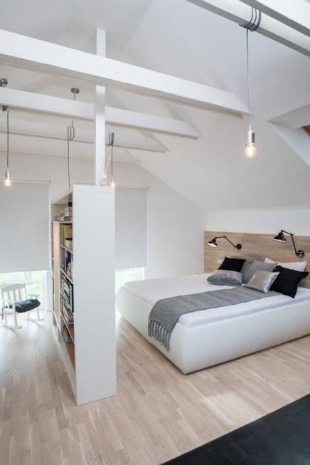 download dachgeschoss schlafzimmer einrichten | villaweb, Schlafzimmer design