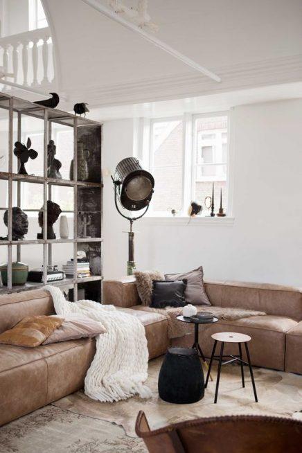 Schrank hinter der Couch | Wohnideen einrichten