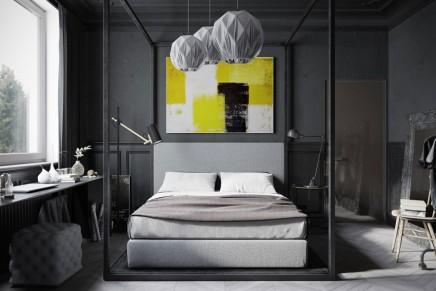 Schlafzimmer Einrichten Mann