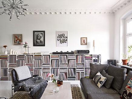 Schwedisch weiße Wohnzimmer