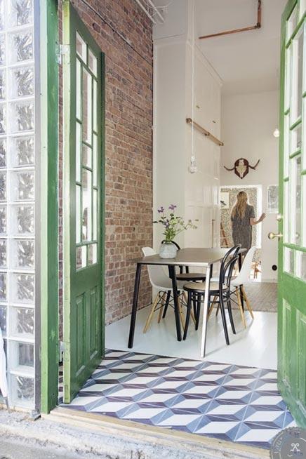 Skandinavische k che mit englischen einfl ssen wohnideen for Badezimmer im englischen design