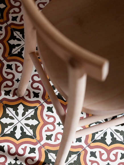 skandinavische k che mit exotischen einfl ssen wohnideen einrichten. Black Bedroom Furniture Sets. Home Design Ideas