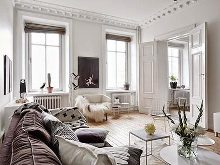 Wohnideen Wohnzimmer Skandinavisch skandinavische wohnzimmer mit authentischen neue details wohnideen