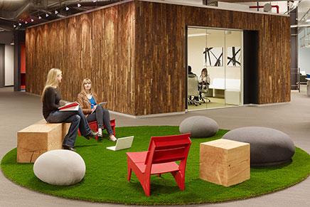 Skype Hauptsitz in Palo Alto