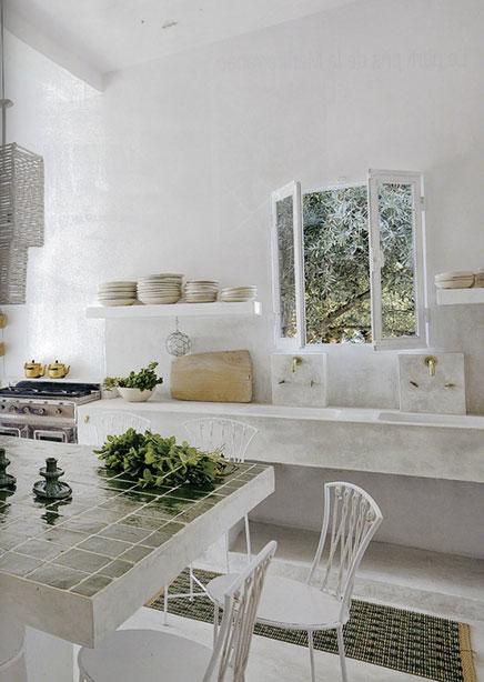 Sommer küche Ideen aus Südfrankreich