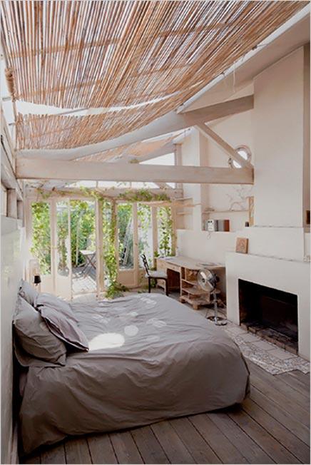 Sommer Schlafzimmer von Charles und Julie