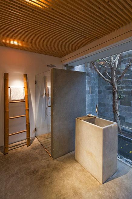 Spa badezimmer in Vietnam