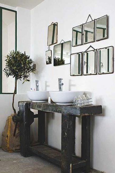 spiegel collage wohnideen einrichten. Black Bedroom Furniture Sets. Home Design Ideas