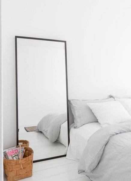 15x Spiegel neben dem Bett | Wohnideen einrichten