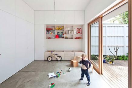 Spielecke im wohnzimmer wohnideen einrichten - Kids rumpus room ideas ...