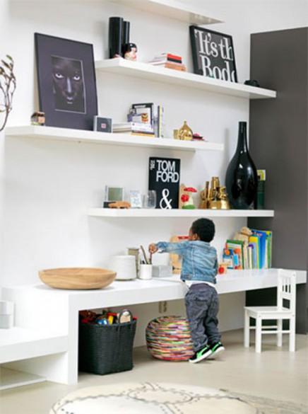 Spielecke im Wohnzimmer | Wohnideen einrichten