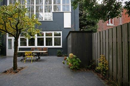 Stadt Garten in Zaltbommel