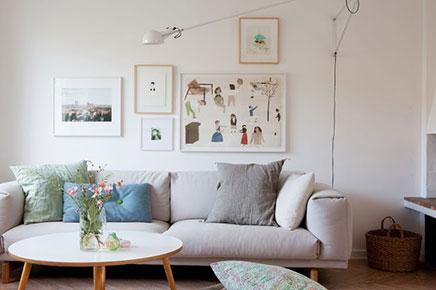Super nette Hause aus Schweden