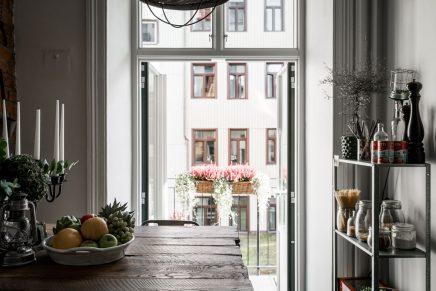 Und Heute Möchte Ich Dich In Einer Kleinen Wohnung Lassen. Es Hat Nur Eine  Wohnfläche Von Nur 34m2, Aber Alle Quadratmeter Sind Alle So Schön.