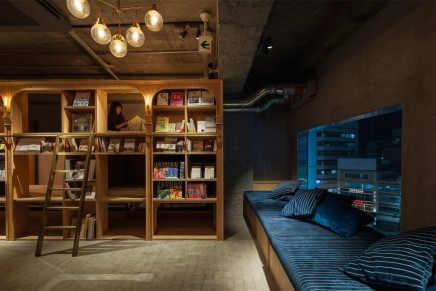 the-book-and-bed-hostel-tokyo