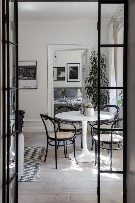 der thonet stuhl wohnideen einrichten. Black Bedroom Furniture Sets. Home Design Ideas