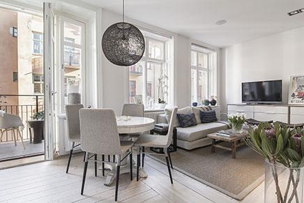 Tolle Idee Für Die Dekoration Von Einem Kleinen Wohnzimmer