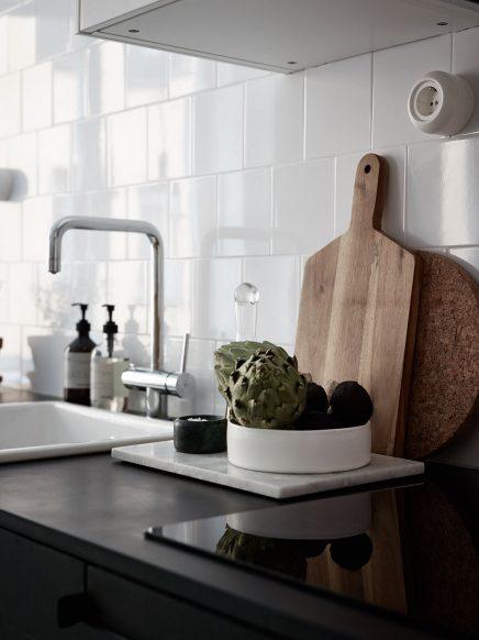Tough Küche mit einem kleinen gemütlichen Essecke Wohnideen ...