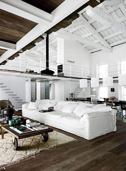 Traum Wohnzimmer von alten Bauernhof