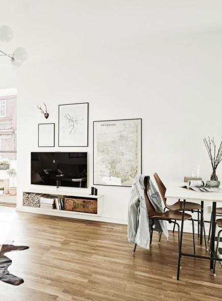 10x TV an der Wand | Wohnideen einrichten