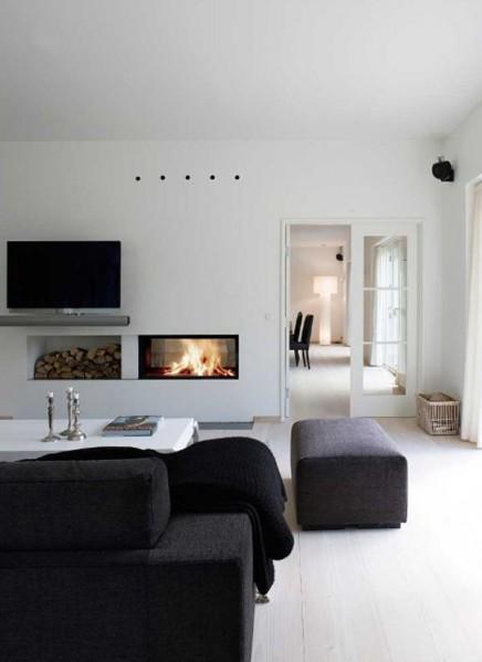 10x tv an der wand wohnideen einrichten - Tv an der wand ...