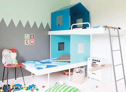 Überraschende Kinderzimmer