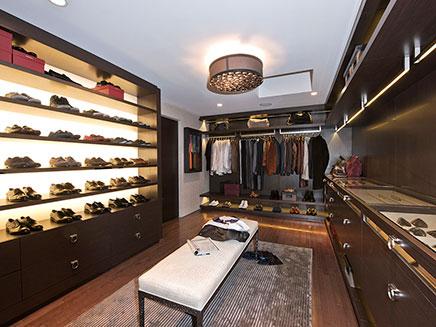 Wohnideen Für Männer ultimative begehbarer kleiderschrank für den mann wohnideen einrichten