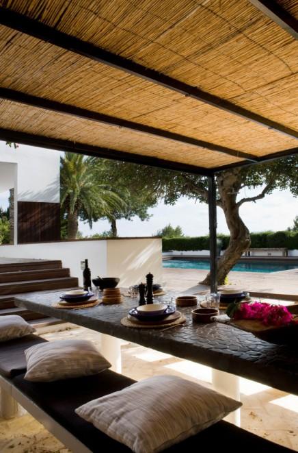 Indigo villa in ibiza wohnideen einrichten for Villa einrichten
