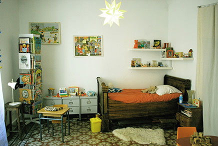 Retro Kinderzimmer Möbel