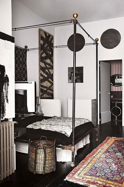 vintage klassiker schlafzimmer wohnideen einrichten. Black Bedroom Furniture Sets. Home Design Ideas