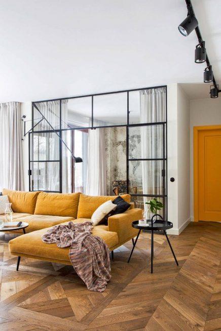 Vintage Moderne Stadtwohnung Lucja Wohnideen Einrichten