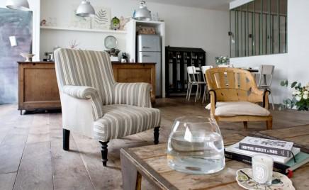 Vintage Wohnung Von Grafik Designer Zoe Von Paris Wohnideen Einrichten