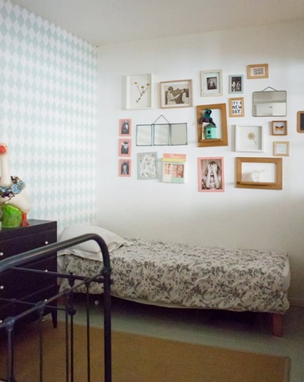 vintage wohnung von grafik designer zoe von paris wohnideen einrichten. Black Bedroom Furniture Sets. Home Design Ideas