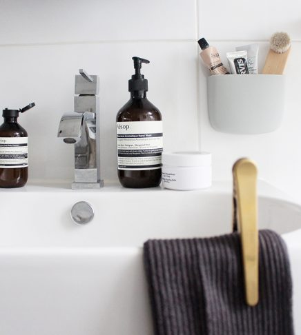 wandbakje-badkamer