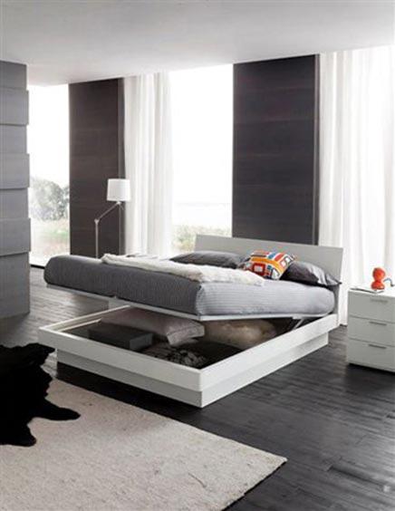 Warm modernes schlafzimmer Vittoria
