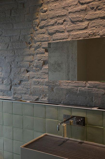 warme rustikale badezimmer wohnideen einrichten. Black Bedroom Furniture Sets. Home Design Ideas
