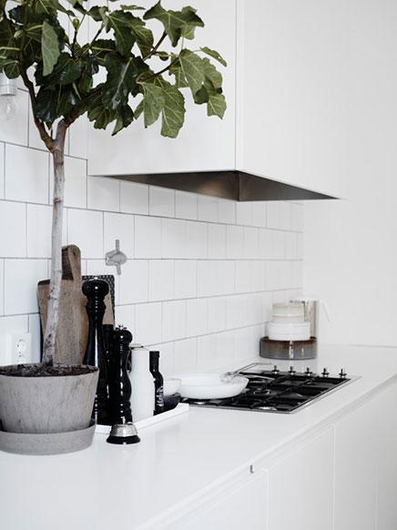 Weiße Küche Ideen Lotta Agaton