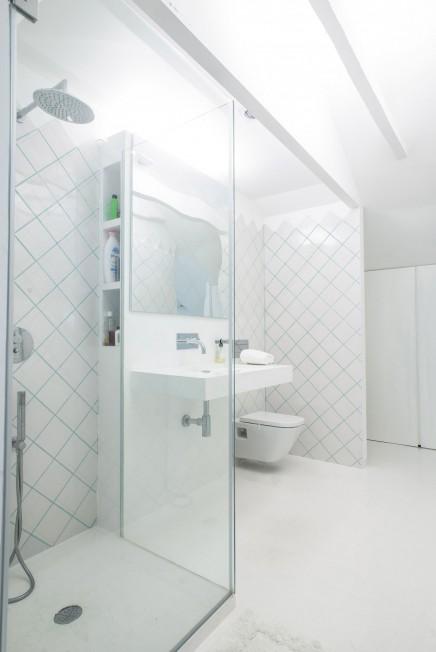 Weis Schlafzimmer Badezimmer Kombination Dachgeschoss (5)