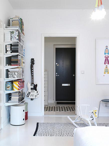 Weiß Schlafzimmer Innenarchitektin Susanna Vento